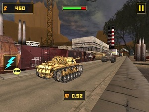 War Machines: Tank Battle : Tan