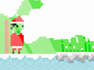 Pixelkenstein Merry Merry Chris