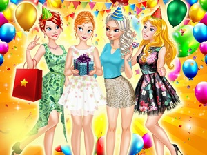 Princess Birthday Party Surpris