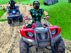 ATV Quad Bike Simulator 2020 Bi