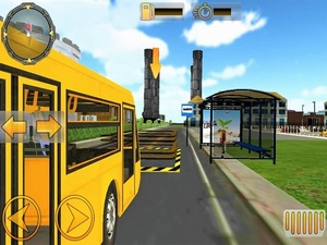 School Bus Driving Simulator 20