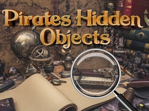 Pirates Hidden Objects