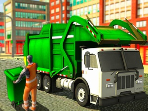 Real Garbage Truck