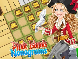 Pirate Islands Nonograms