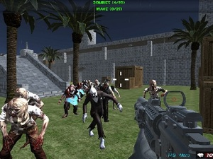 Shooting Zombie fps Xtreme Good