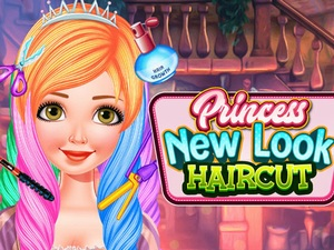 Princess New Look Haircut