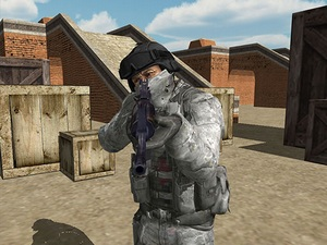 Counter City Strike Commando Ac