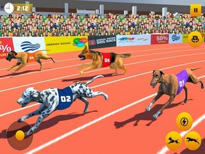 Dog Race Sim 2020: Dog Racing G
