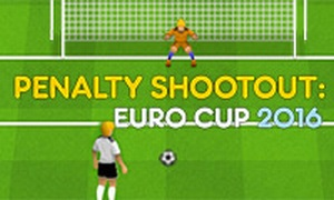 Penalty Shootout Euro Cup
