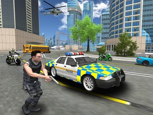 Police Cop Car Simulator City M