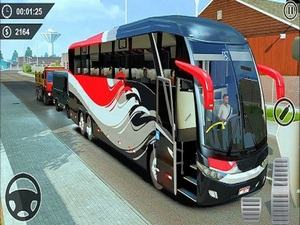 Coach Bus Driving Simulator 202