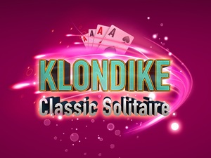 Classic Klondike Solitaire Card