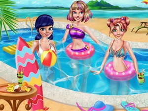 Princesses Summer Vacation Tren