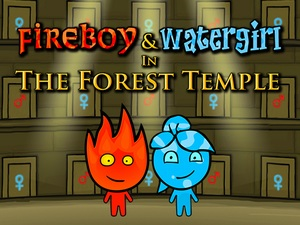 Fireboy and Watergirl  Forest T