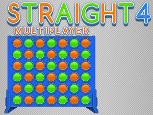 Straight 4 Multiplayer