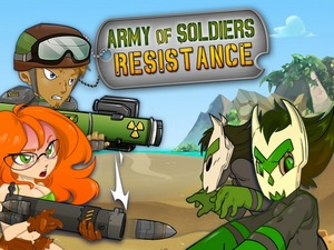 Army of Soldiers Resistance