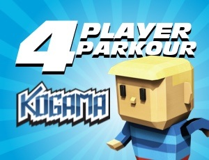 KOGAMA  PLAYER PARKOUR