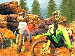 Offroad Motorcycle Bike Racing