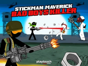 Stickman maverick : bad boys ki