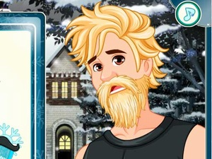 Icy Beard Makeover