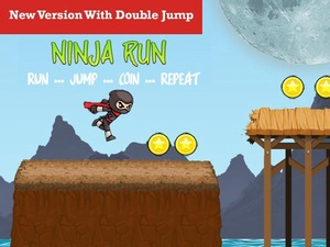 Enjoy Ninja Run, a Perfect Plat