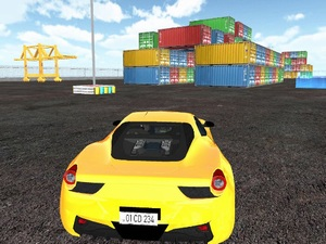 Dockyard Car Parking