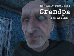 Mentally Disturbed Grandpa The