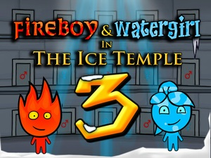 Fireboy and Watergirl 3 Ice Tem
