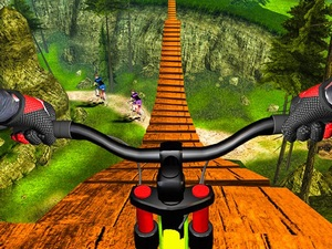 Offroad Cycle 3D Racing Simulat